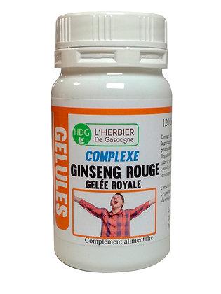 GEL - Ginseng rouge / Gelée royale 300mg