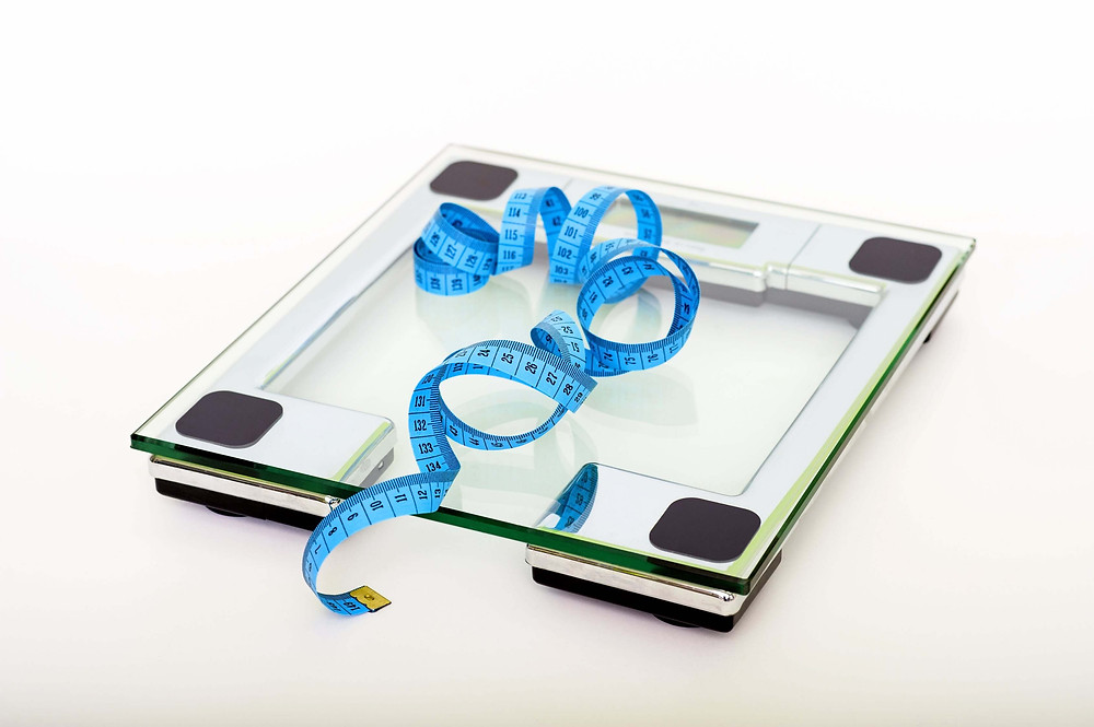 Weighing Scale and Ruler Tape