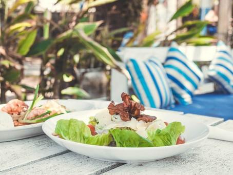 Thai Peanut Lettuce Boats