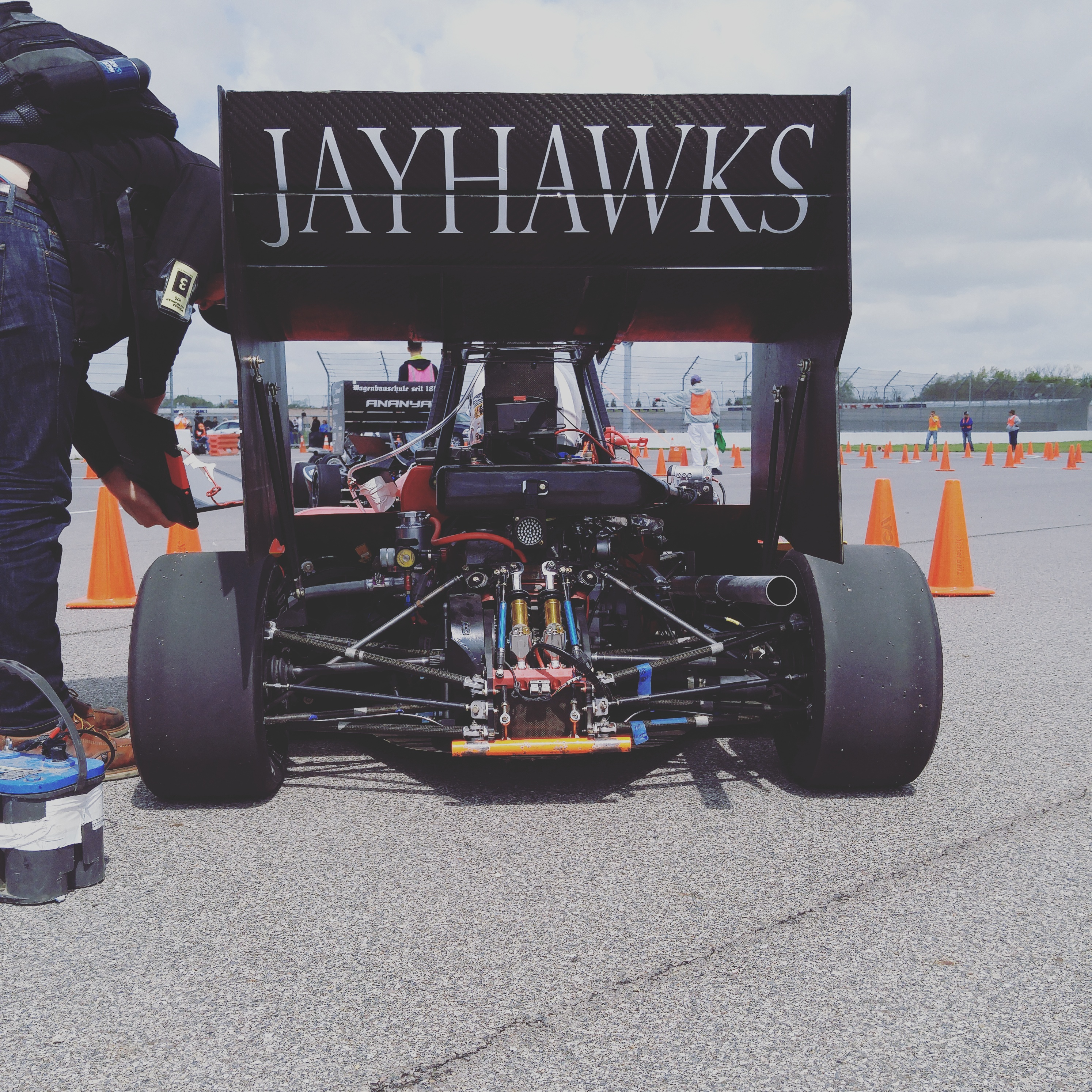 JMS16 at Michigan