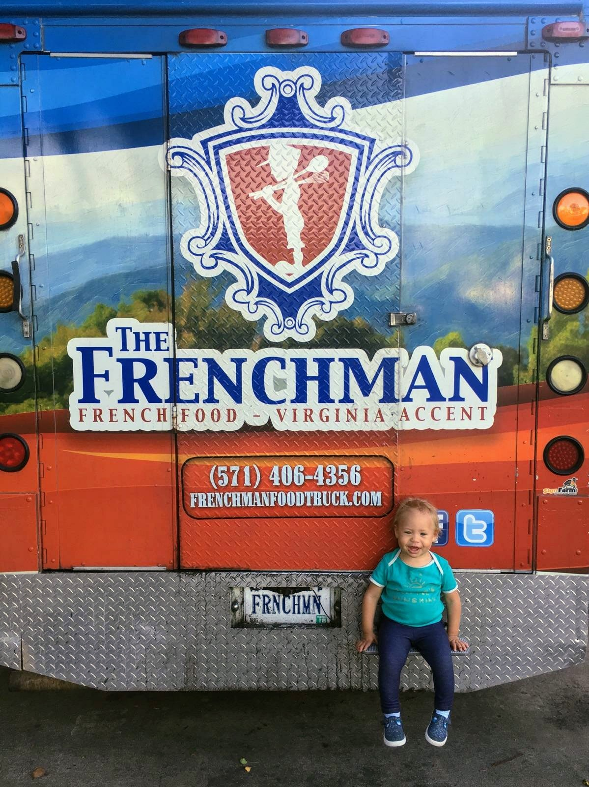 The Frenchman Baby