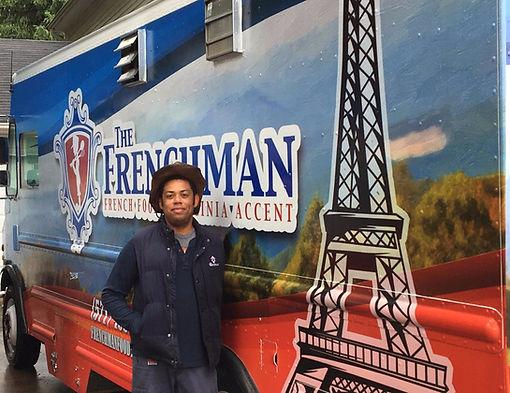 Johnnie Thomas, The Frenchman Food Truck