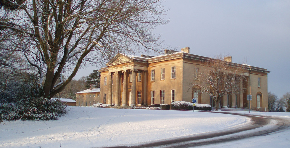 Leigh Court in the snow.JPG