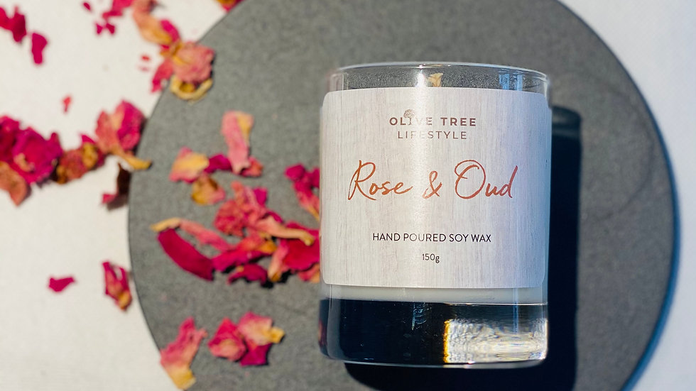 Rose and Oud