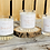 Thumbnail: 3 Medium (150g) Candles for £40