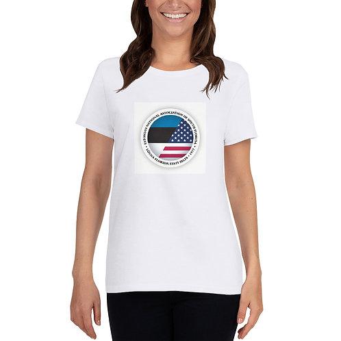 Seltsi logoga naiste T-särk