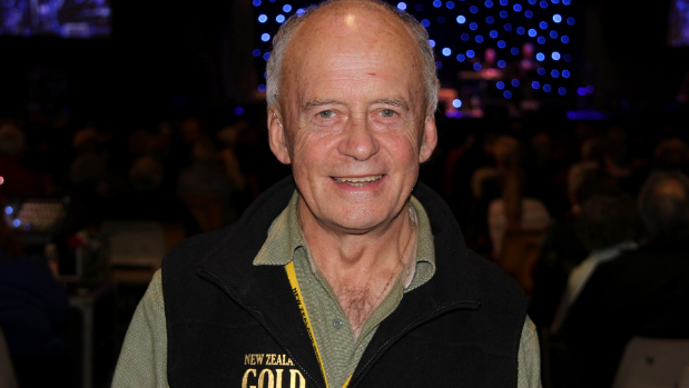 New Zealand Gold Guitar Awards convenor Philip Geary has been at the helm of the event for 19 years.