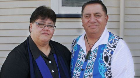 Teresa and Geoff Herewini have been selected to compete in this year's New Zealand Country Music Awards.