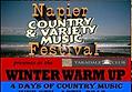 napier winter warm up festival, 3 day music festival, annual music festival