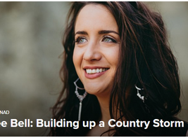 Kaylee Bell: Building up a Country Storm