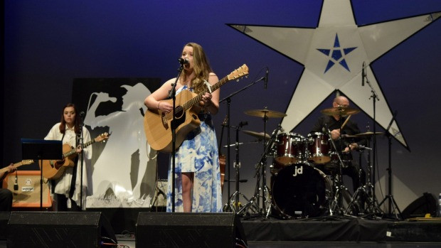 Haley Cole will be competing for the title of Entertainer of the Year at the Norfolk Country Music Festival in May.