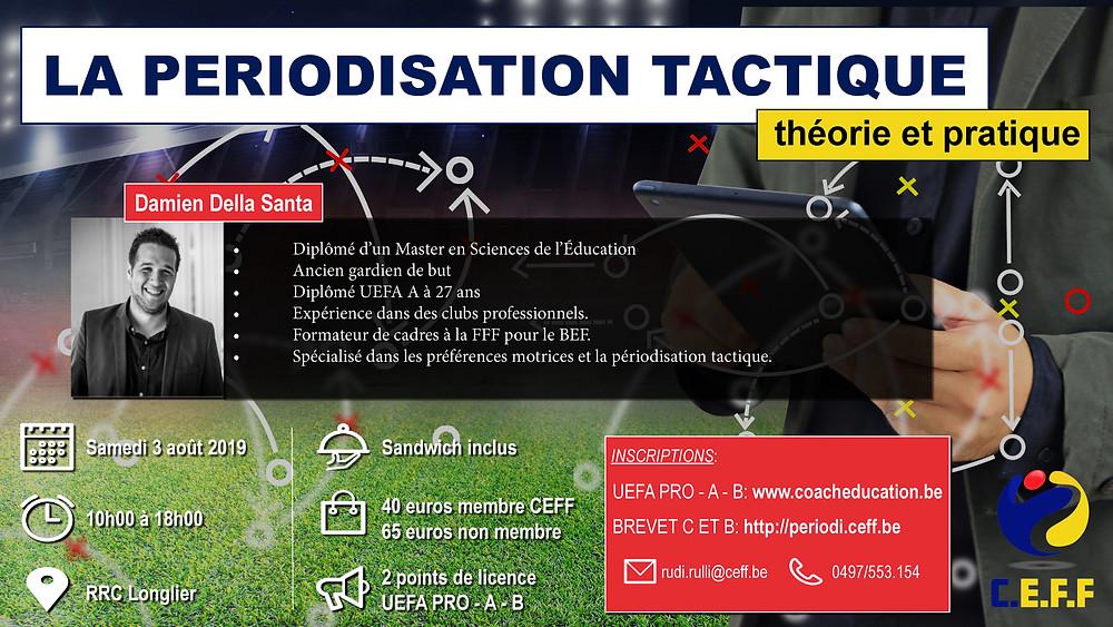 La Périodisation tactique (théorie et pratique)