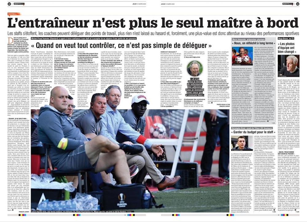 Colloque CEFF - Michel Preudhomme