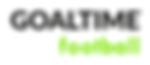 Logo - GOALTIME football - RVB - fond bl