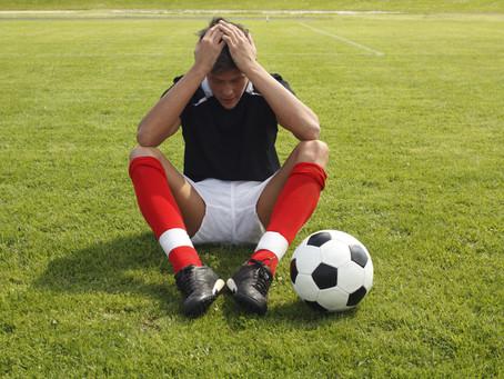 Les motifs de l'abandon sportif