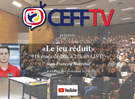 CEFF TV: Première séance en live !