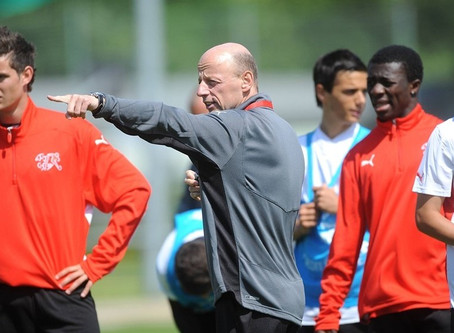 Dany Ryser, expert technique de l'UEFA : Résolutions du Nouvel An pour les entraîneurs