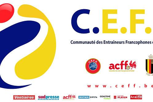 Adhésion CEFF