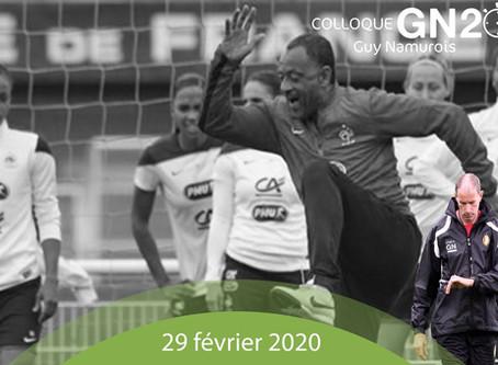 """Colloque """"Guy Namurois"""": Les qualités cachées de l'entraîneur"""