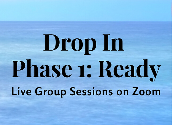 LIVE Drop In Phase 1: Ready