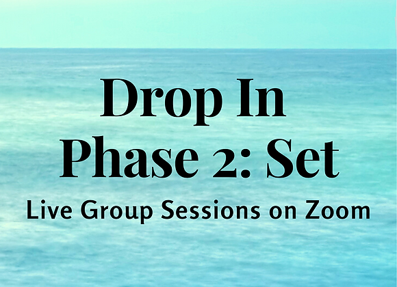 LIVE Drop In Phase 2: Set!