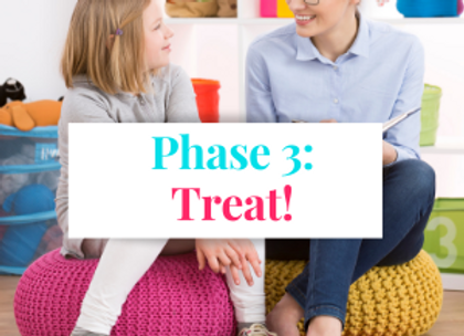 LIVE CLASS: Phase 3: TREAT!