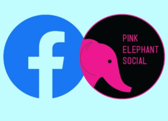 Members Only Facebook for Business with Pink Elephant Social