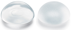 smooth textured breast implants