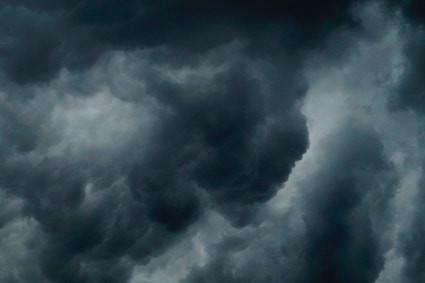 Storm Cloud Approaching Diagnosis