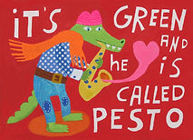 it's green and he is called Pesto (1)-Re