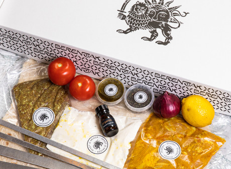 The BERENJAK'S SOLD OUT 'KABAB KIT' IS BACK!