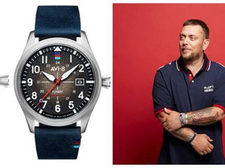AVI-8 x Help for Heroes Limited Edition