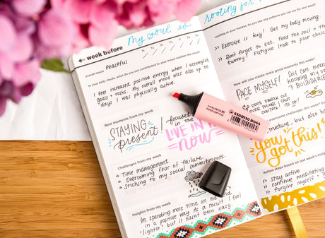 Helping Improve Emotional Well-Being Through COVID-19 With the Power of Journaling