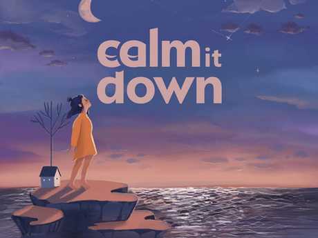 'Calm it down' the podcast from Chad Lawson