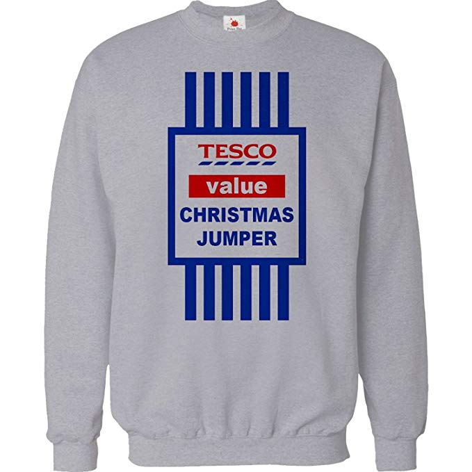 This Comedic Christmas Jumper ll have the whole office laughing for just £14.99