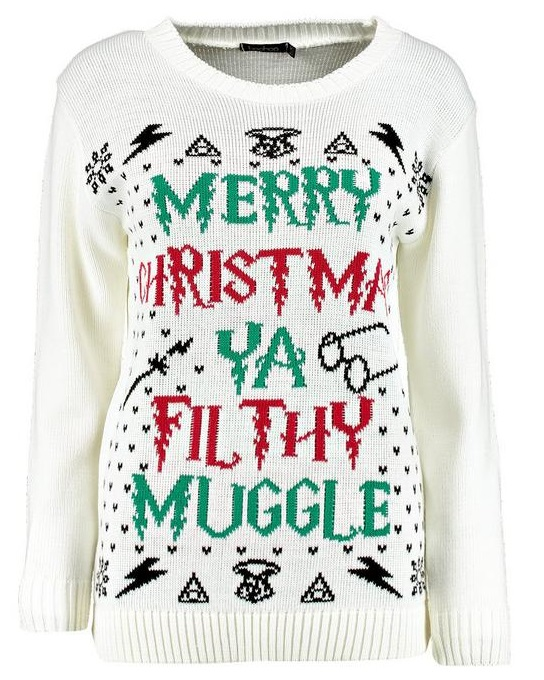 This Christmas Jumper is from BooHoo.com for just £15.00