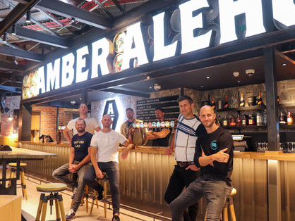 IT'S BEER O'CLOCK SOMEWHERE?! SEVEN BRO7HERS REVEALS THEULTIMATE BEER GUIDE FOR YOUR TAKE OFF TIME