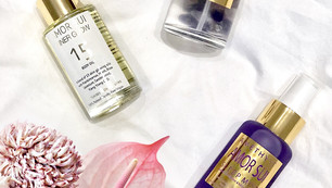 New natural body oil that is a miracle for winter skin