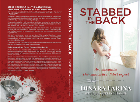 Stabbed in the Back: Raw Memoir Exposes Dangers of Epidural at Childbirth.