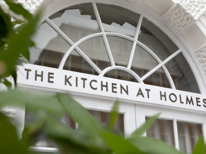 The Kitchen at Holmes is open!