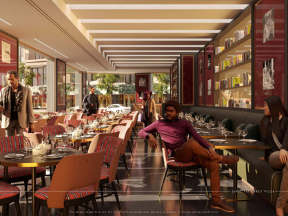 New Year, New Us - Crazy Pizza opens second hotspot in glamorous Knightsbridge