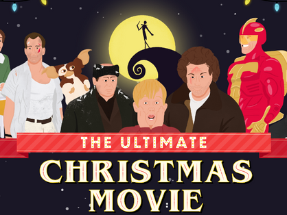 The best Christmas film has been revealed... you might be suprised