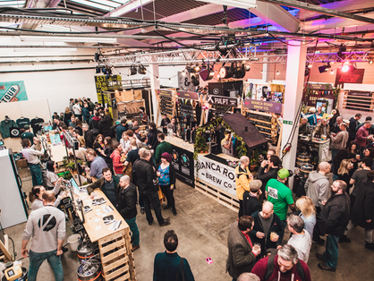BrewLDN '21 announce 50 more Craft Breweries, Street Food Arena and Tasting Experiences.