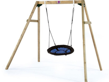 Swing into the The Great Outdoors