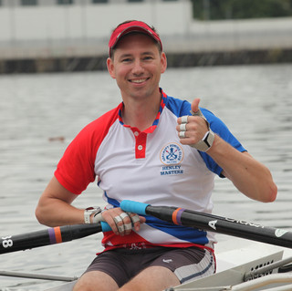 OARSOME! Agecroft rower completes 100km 'Centurion Challenge'