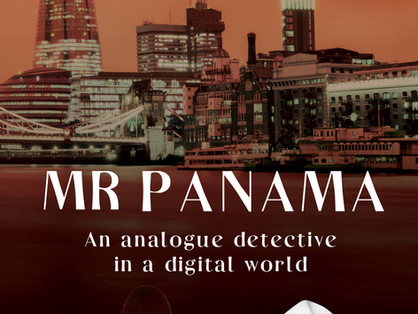 Mr Panama: Detective Ned Panama's loyalties are put to the test in this thriller set in 2082
