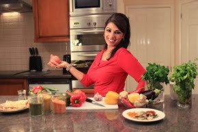 Let's get cooking with Parveen the spice Queen!