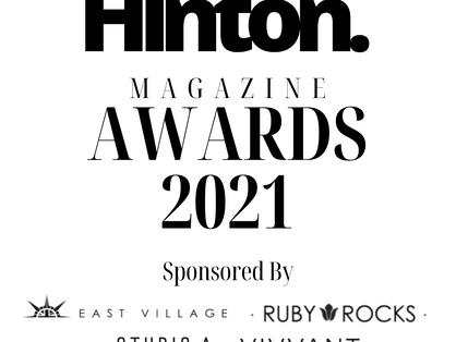 Hinton Magazine Awards 2021
