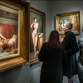 Fine arts Paris 2021 returns to the historical carrousel Du Louvre with an expanded format