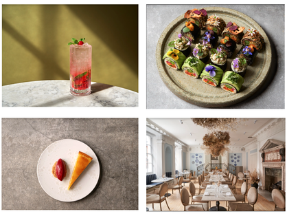 New innovative plant-based restaurant, Holy Carrot, launches in Knightsbridge's Urban Retreat